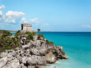 Tulum Alles over mexico
